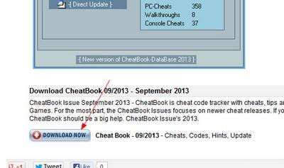 cheatbookDatabase2013c