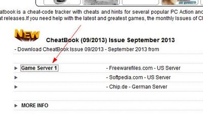 cheatbookDatabase2013e