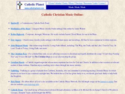 catholicplanet.com