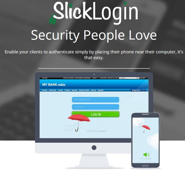 SlickLogin – turn your smartphone into your computer password