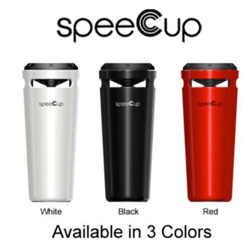 speeCup – the cup filled with sounds and awesomeness