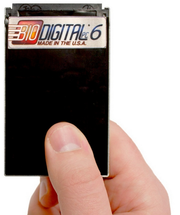 BioDigital PC – waterproof, credit card sized computer runs full Windows or Linux, laughs at the Raspberry Pi