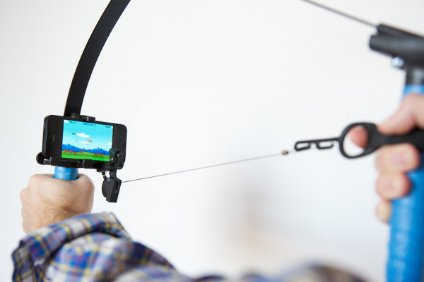BowBlade – turns your smartphone into a virtual archery kit that Robin would be proud of