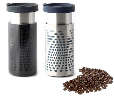 Impress Coffee Brewer Travel Mug – fresh Joe, on the go