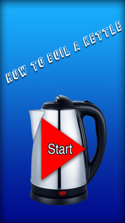 How To Boil A Kettle – the single most important app you will ever install on your phone [Freeware]