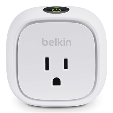 WeMo Insight Switch – gives you complete control over your electronic devices