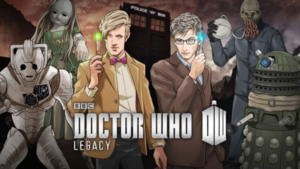 Doctor Who: Legacy for iOS and Android [Freeware] – 50 years of time and space on your smartphone