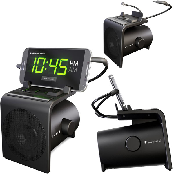 Hale Dreamer Alarm Dock – Makes your smartphone smarter when it comes to waking you up