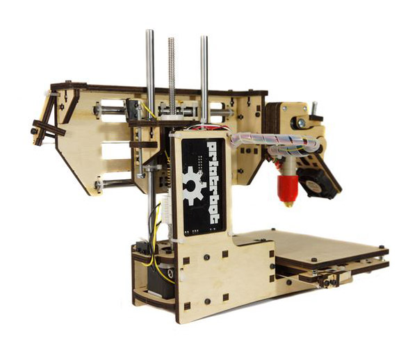 Printrbot 3D Printer - You won't have to print money to get your hands on this printer