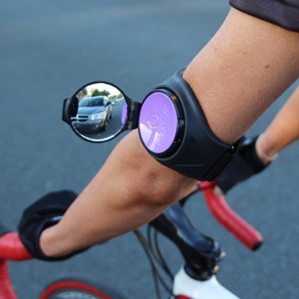 Rear Vision Mirror – biking made easier and safer