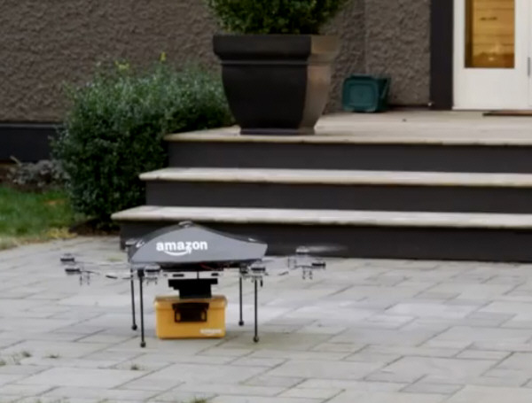 Amazon Prime Air – an incredibly cool idea which is also a disaster waiting to happen