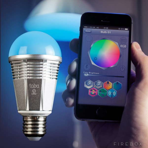 Lumen Smart Bulb – because switches are too old school
