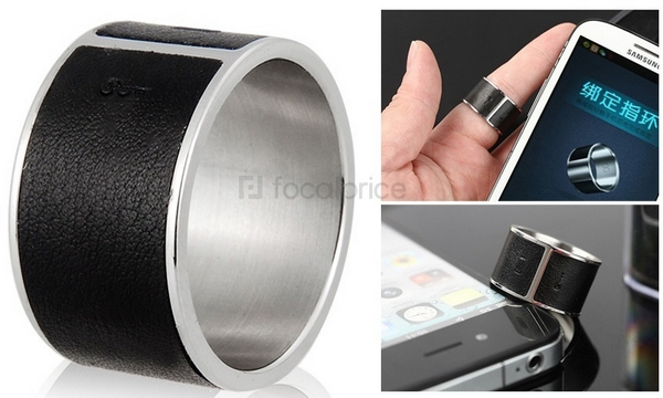 GalaRing G1 NFC Smart Ring – unlock devices and transfer information with a flick of your finger