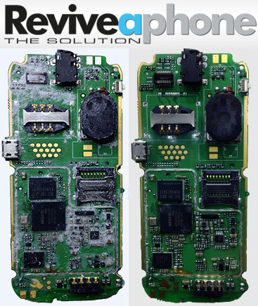 ReviveaPhone – rescue a water damaged phone in just 24 hours