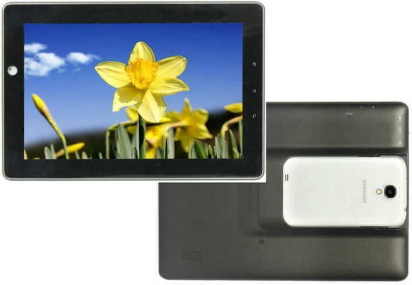 TransMaker TR10 – instantly turn your Galaxy S3 or S4 smartphone into a 10.1 inch tablet or laptop [updated with video]