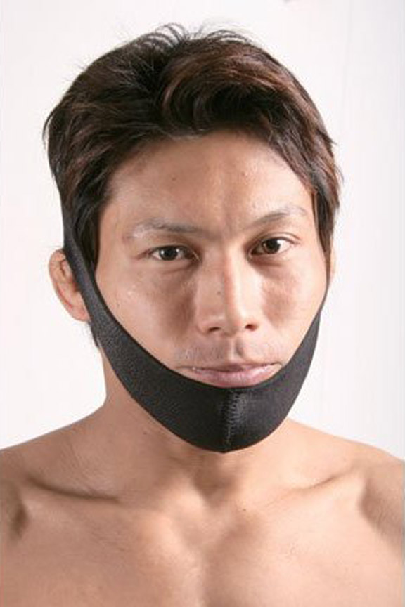 BB Sports Bodymaker Face Control Jaw Tightener – Wrap your way to a manly jaw