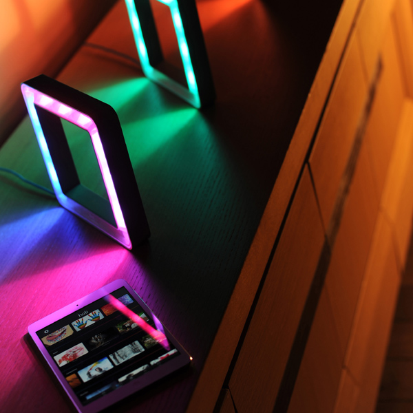 Holi Smart Mood Lamp – The lamp that's smart enough to take commands