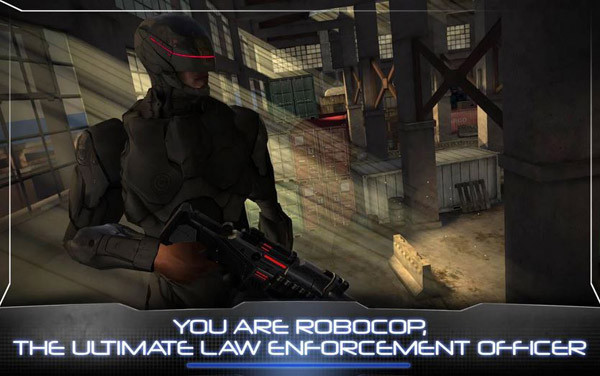 Robocop for Android Robocop for Android   Become the future of law enforcement... today.