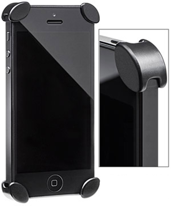 Bezl iPhone 5/5S Protector – Minimum coverage provides maximum protection