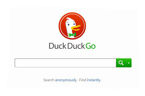DuckDuckGo Search Engine – When Google is a dirty word in your book