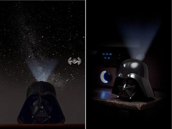 Homestar Darth Vader Planetarium – Not a galaxy far, far away