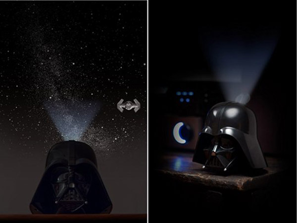 Homestar Darth Vader Planetarium – Not a galaxy far, far away