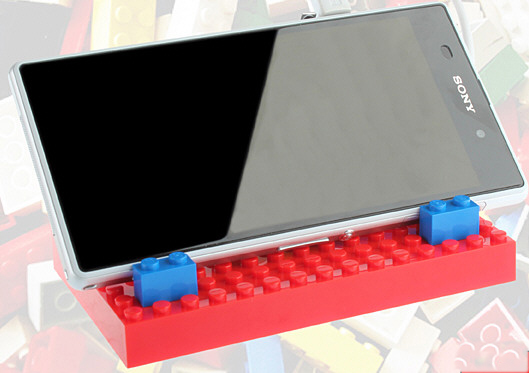 LEGO Power Brick 4200mAh Charger – show people exactly what you think of all this high tech worship