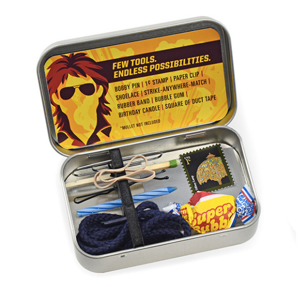 Action Hero Toolkit – brings out the MacGyver in you