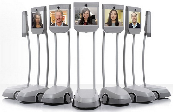 Beam Pro – definitely the creepiest vision of the future of the office you'll see this week
