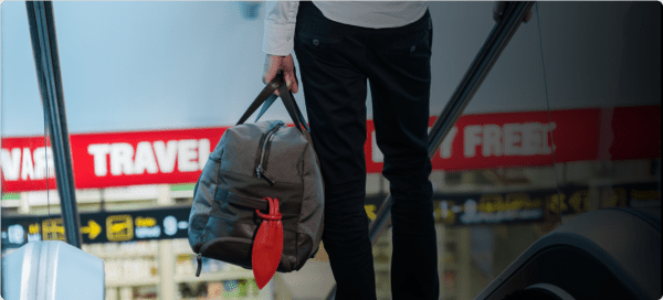 CalypsoTag – keeps you closer to your luggage so you can travel happy