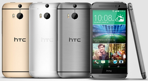 htconem8 HTC One M8 first look   gorgeous looking Android ultra handset [Review]