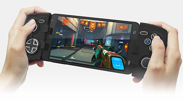 Phonejoy – console adapter for your phone or tablet comes with 400 game support