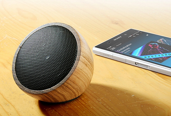 Zebrawood Bluetooth Speaker – wanna add a bit of style to your life?