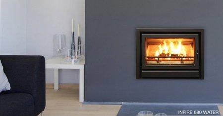 Infire fireplace