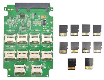 microsddrivemaker microSD Card Drive Creator   convert all your old microSD cards into a 640 GB SSD drive in seconds