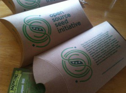 Open Source Seed Initiative – making sure non-patented seeds are kept alive for future generations