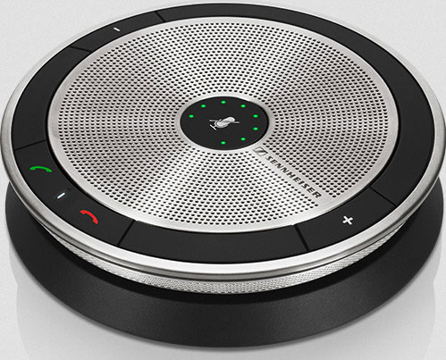 Sennheiser Speakerphone – conference calls can now enjoy uprated sound quality