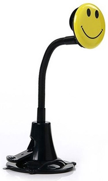 Smiley Face Car DVR – can't we just be friends?