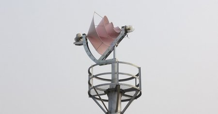 archimedesliam windmill testing A Wind Turbine designed for the 21st century