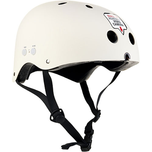 Krash Videohead X1 – your helmet the movie camera