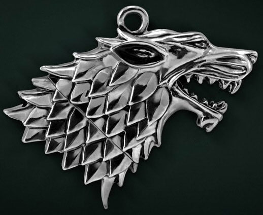 Stark Direwolf USB Flash Drive – all men must use USB drives