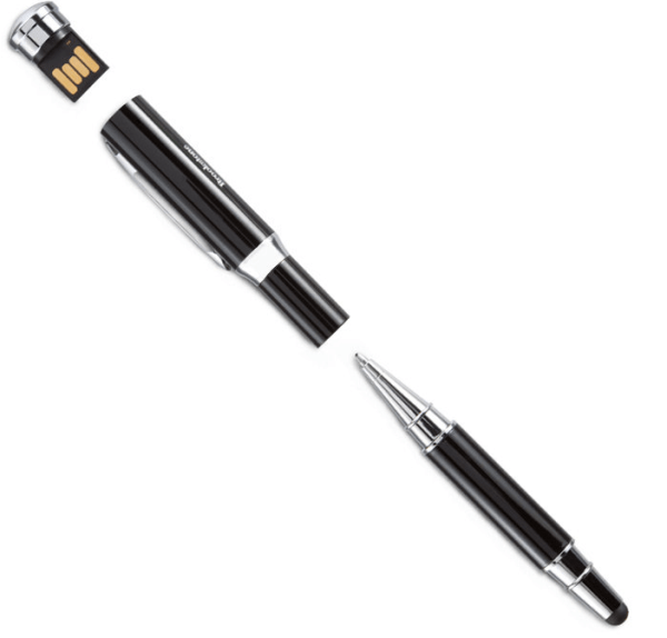 The 3-in-1 Tablet Stylus – versatile combo is good for paper as well as screens