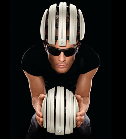 Flexible Cycle Helmet – stay safe and comfortable at the same time