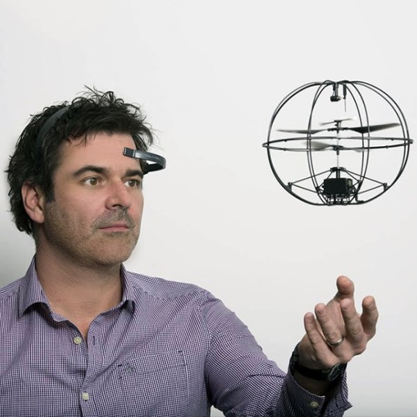 Mind-Controlled Helicopter – for the Doctor X wannabe