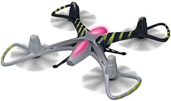 QFO Mini Quad-Fighter Drone – slug it out on the hover