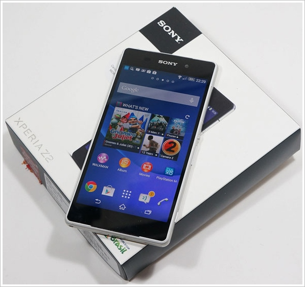 sonyz27 Sony Xperia Z2 Android smartphone   hmm...fast, beautiful and incredible battery life, move over Samsung [Review]