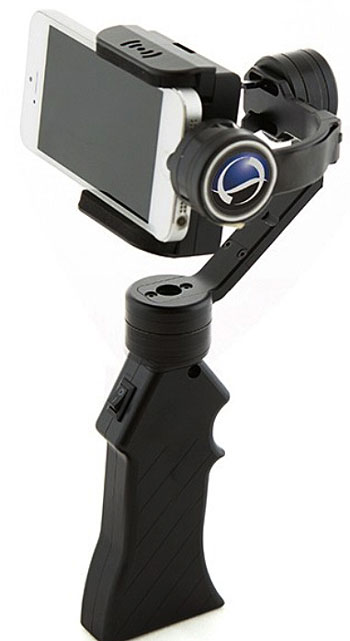 DSLRPros 3-Axis Smartphone Stabilizer – make like Steven Spielberg with your smartphone camera