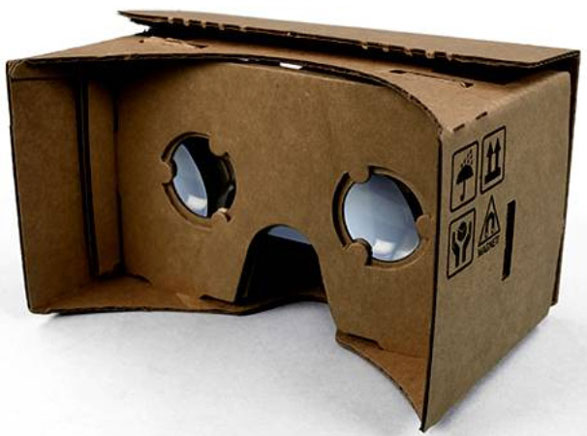 Google Cardboard VR Toolkit – the cheapest – and coolest – virtual reality kit for your phone you can buy