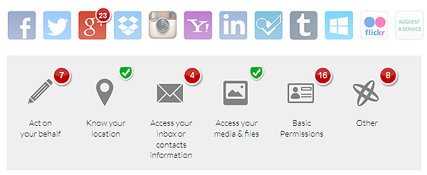 MyPermissions Cleaner – track which apps can access your information
