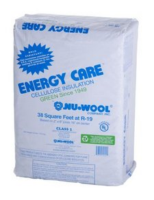 Nu-wool – the innovative home insulation made from recycled newsprint